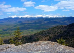 Photos of the Presidential Range like this one by John Compton enticed us to plan our trip.
