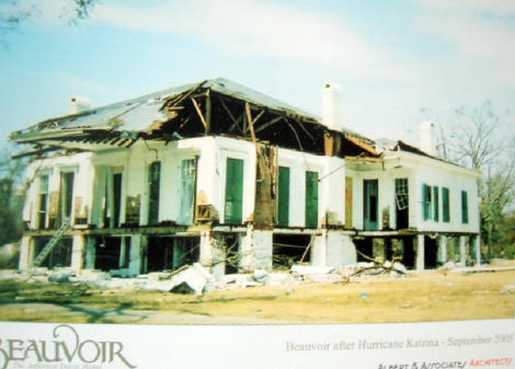 Beauvoir after Katrina