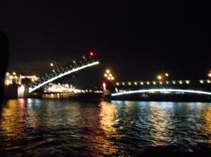 Bridge opening