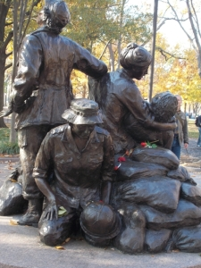 The Vietnam Woman's Memorial